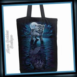 Wild Side - Bag 4 Life Canvas Tote Bag Size 80oz